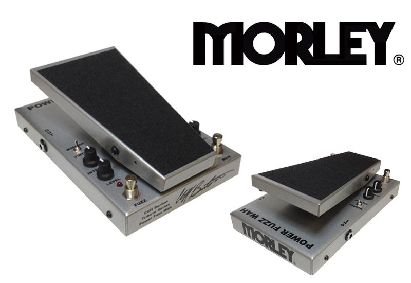 Musikmesse 2015 – MORLEY ehrt Cliff Burton