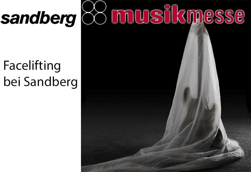 Musikmesse 2015 – SANDBERG: Neues California-Design