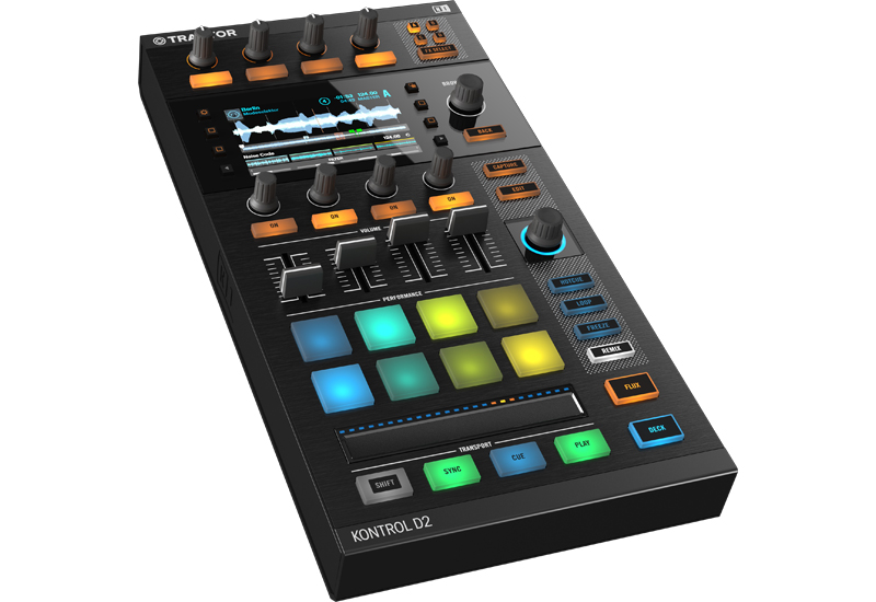 Musikmesse 2015 – Native Instruments TRAKTOR KONTROL D2 – Next-Generation Deck