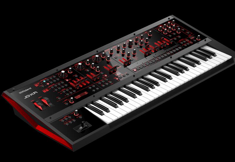 Musikmesse 2015 – ROLAND JD-XA – der neue Stern am Synthesizer Himmel