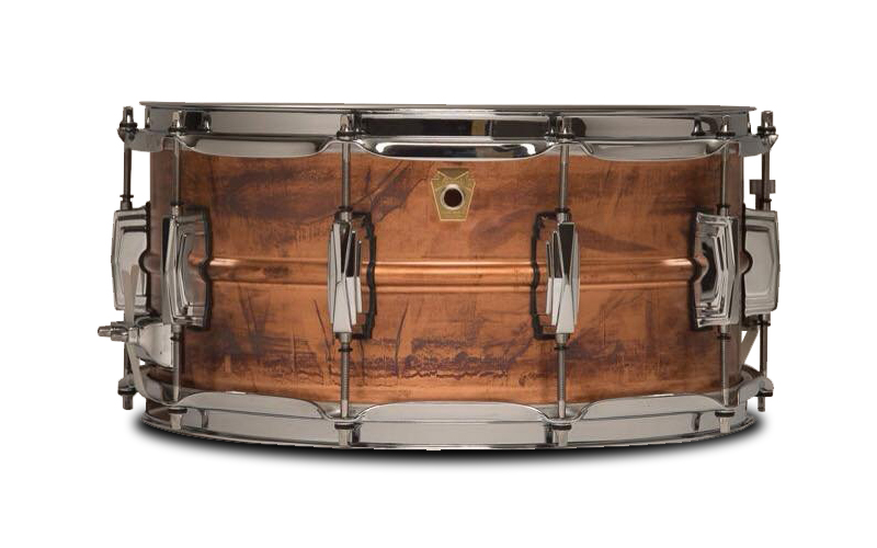 Musikmesse 2015 – Ludwig Copper Phonic Snares