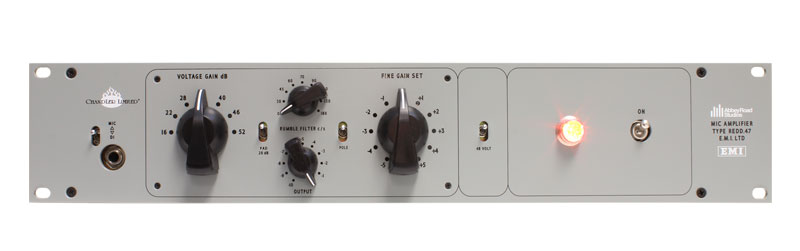 Preamp Legende