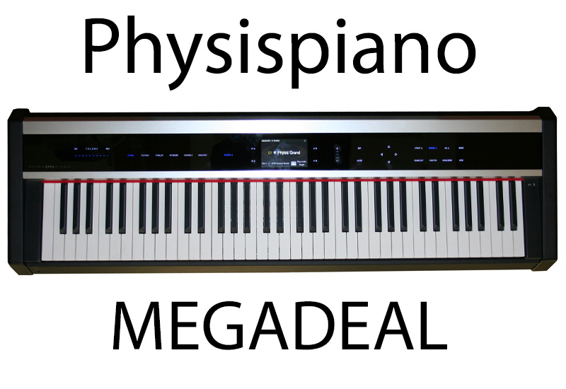 MEGADEAL Physispiano H3-73 Stagepiano