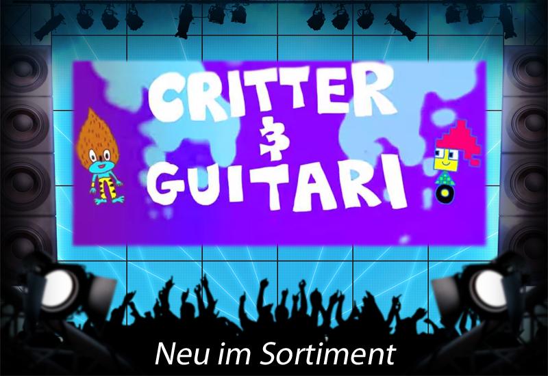 Critter & Guitari neu bei uns