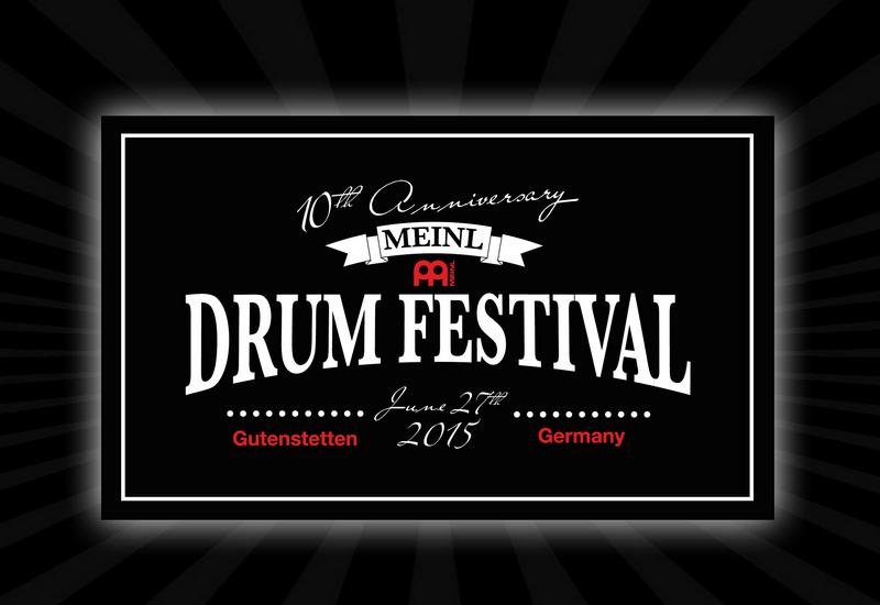 MEINL Drumfestival / 27.6.2015 / Gutenstetten
