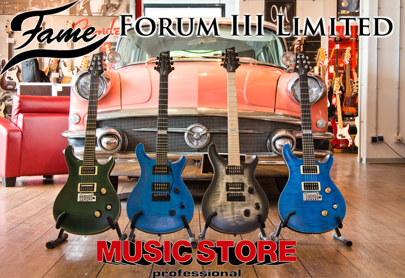 FAME Forum III Limited Editions