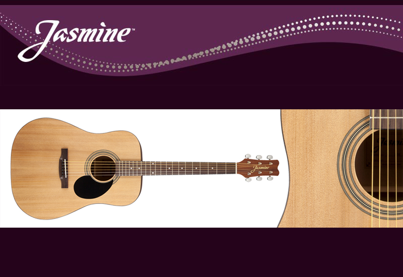 Jasmine Steel & Nylon Strings im Deal!