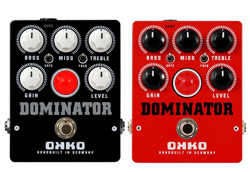 OKKOs neue Dominator MKII Drive-Pedale