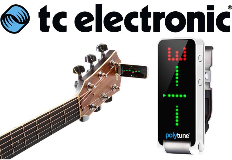 TC ELECTRONIC PolyTune Clip im Music Store Online Shop!