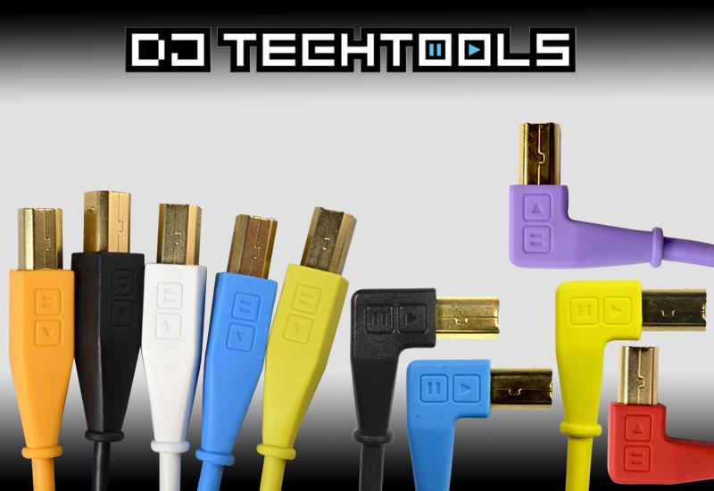 DJ Techtools – Chroma Cables | High End Performance Kabel für einen erschwinglichen Preis!