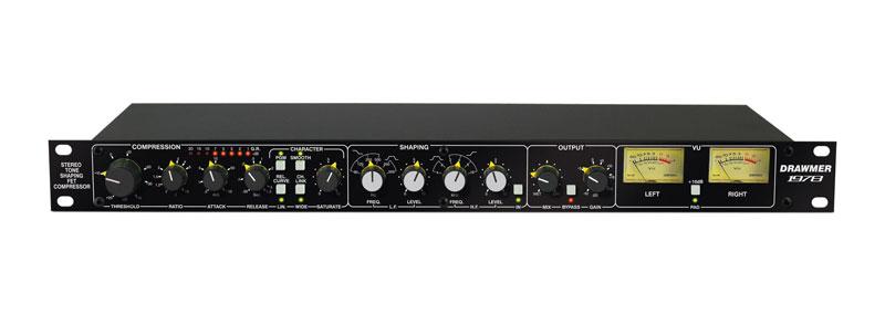 Neuer FET-Stereo-Kompressor von Drawmer