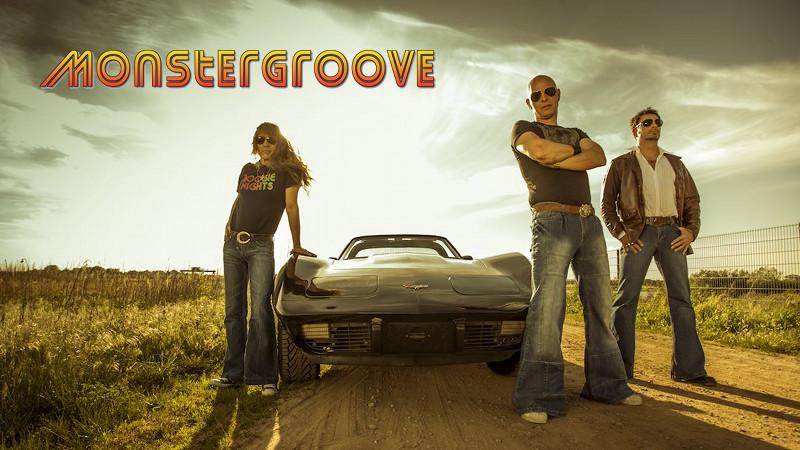 Monstergroove – Neue Band von Axel Ritt / Grave Digger