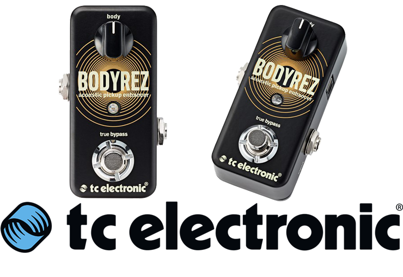 Summer NAMM 2015 – TC ELECTRONIC BodyRez