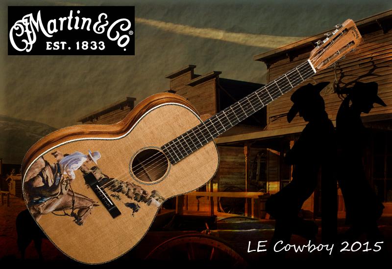 Summer NAMM 2015 – LE Cowboy 2015