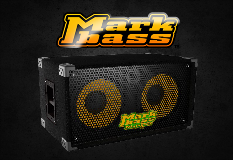 Summer NAMM 2015 – MARKBASS Ninja Series