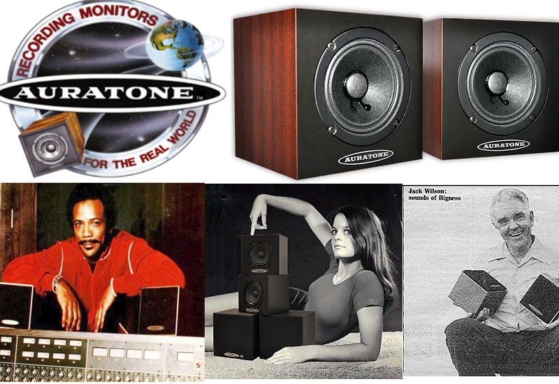 Auratone 5C Super Sound Cube – Die Legende