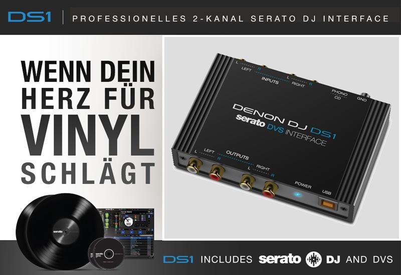 DENON DJ DS1 – jetzt lieferbar!