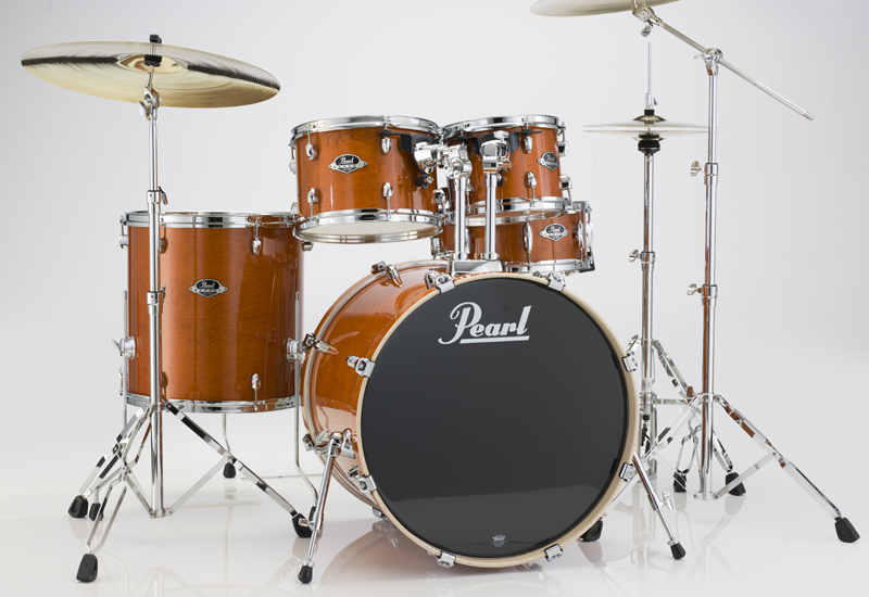 Pearl Export Drums jetzt auch als Kesselsätze erhältlich!