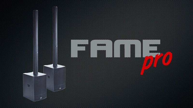 FAME PRO Aerial FA318 Säulen Lautsprecher