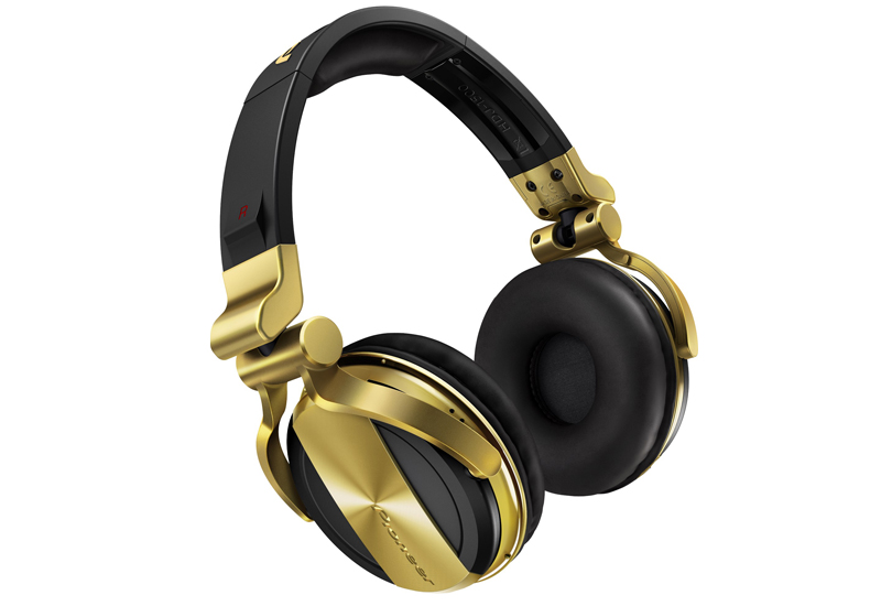 Pioneer HDJ-1500 DJ Kopfhörer | Jetzt auch in Gold erhältlich!