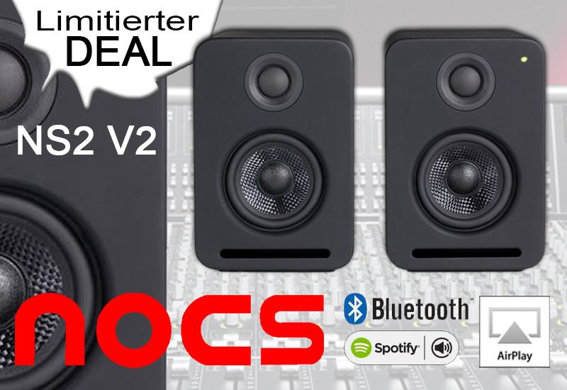 Exklusiver Deal: Nocs NS2 V2 Black