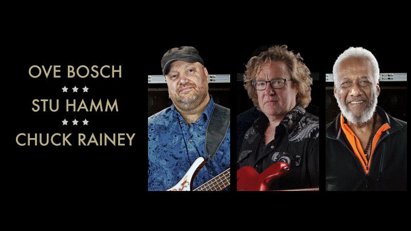 Bassmen & the Legend Konzert & Workshop 12.09.2015