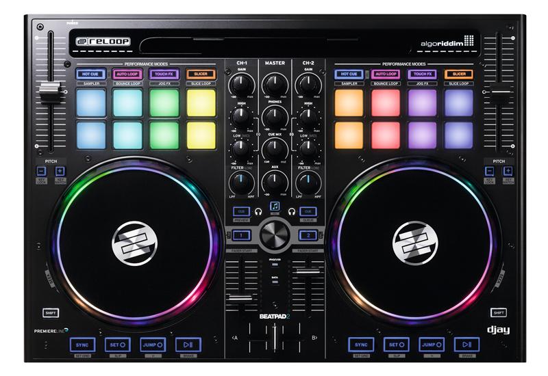 Reloop Beatpad 2 – jetzt erhältlich!
