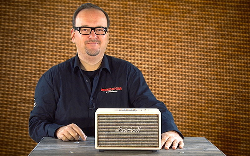 Marshall Acton Bluetooth Lautsprecher im Vintage Look