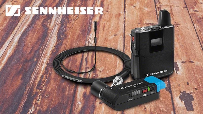 Sennheiser AVX-MKE2 Digitale Funkstrecke