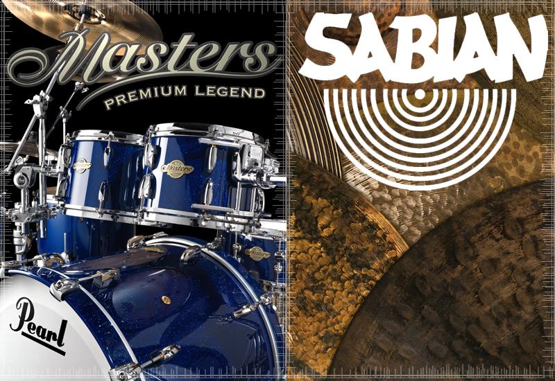 PEARL / SABIAN Premium Days im Music Store!