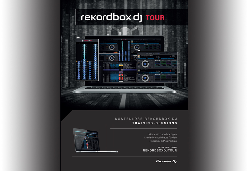 Pioneer DJ – rekordbox dj TOUR am 02.12.15 im MUSIC STORE!