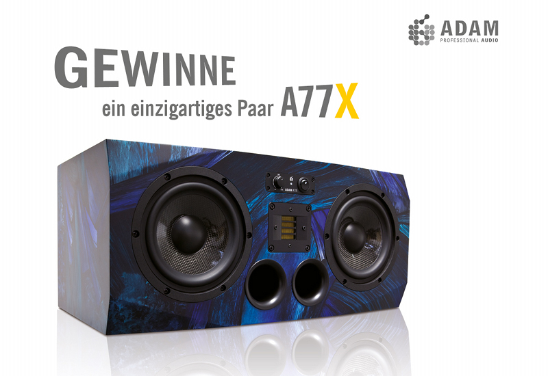 ADAM Audio Soundtrack Wettbewerb