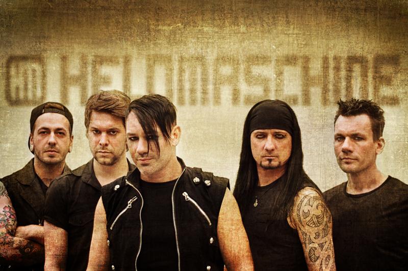 HELDMASCHINE live auf LÜGEN Tour mit lightmaXX