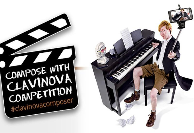 Komponieren mit Clavinova – Mitmachen und Gewinnen!