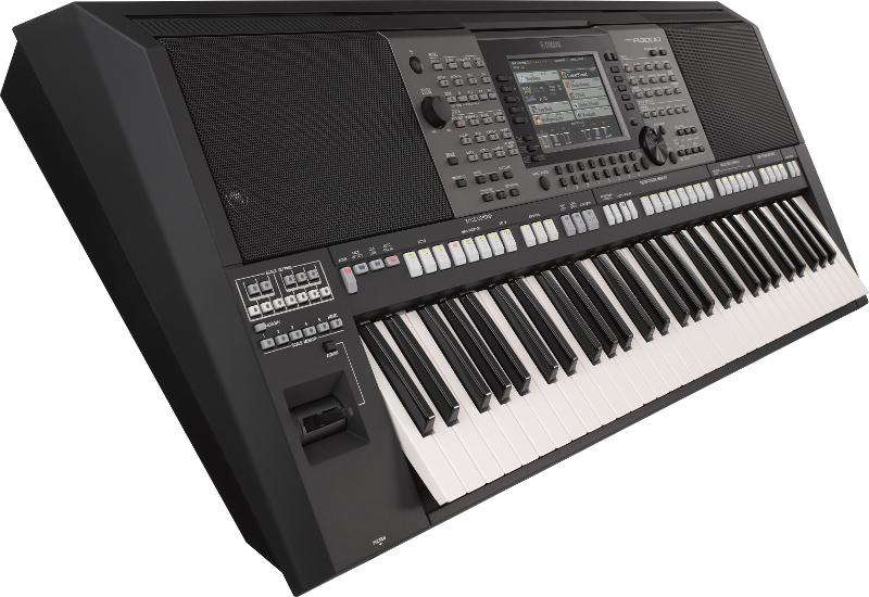 Die orientale Neuheit: Yamaha PSR-A3000