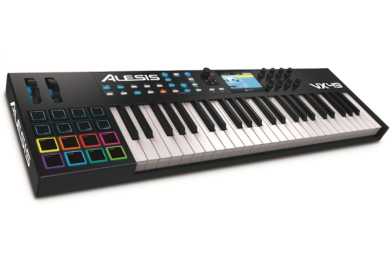 Alesis VX49 mit VIP Integration