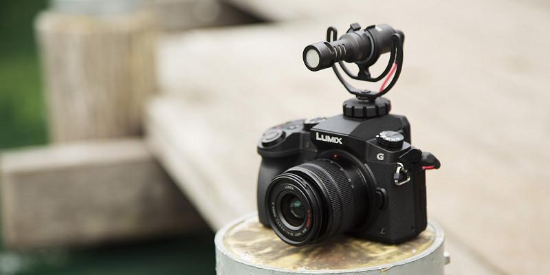 RODE VideoMicro Mini-Mikrofon für Kameras