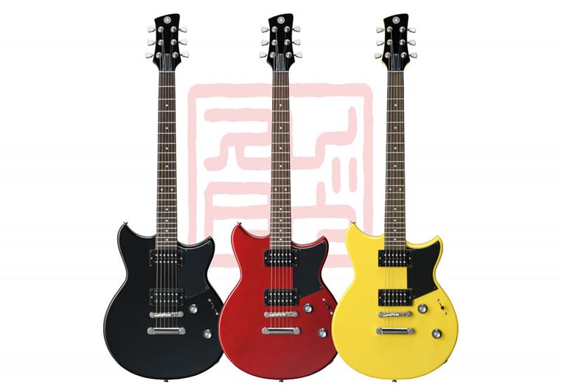 YAMAHA präsentiert die neue E-Gitarren Serie REVSTAR