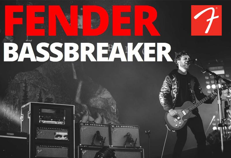 NAMM SHOW 2016 – Fenders Bassbreaker Verstärkerserie