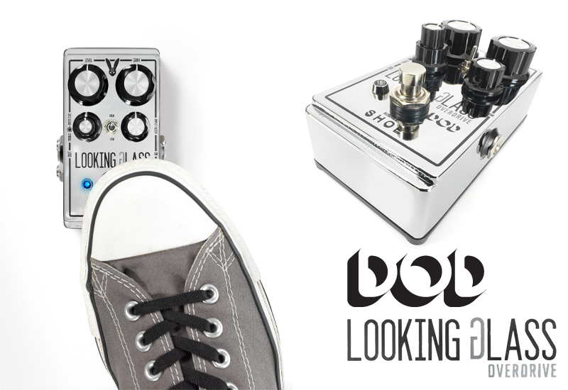 NAMM SHOW 2016: DOD Looking Glass Overdrive