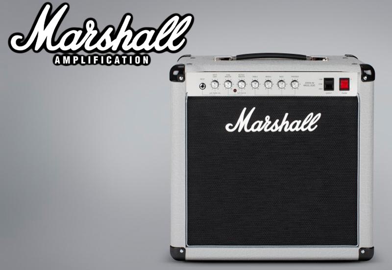 NAMM SHOW 2016: Marshall 2525 Mini Jubilee