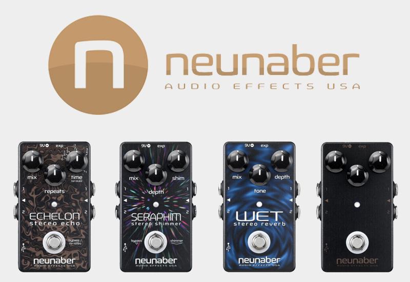 NEUNABER Audio Effects – jetzt im MUSIC STORE!