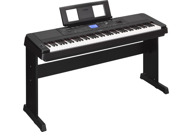 Audio Recording Piano Yamaha Dgx