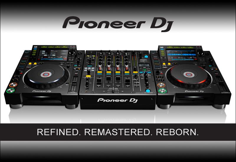 NAMM SHOW 2016 – Pioneer DJ präsentiert CDJ-2000NXS2 und DJM-900NXS2