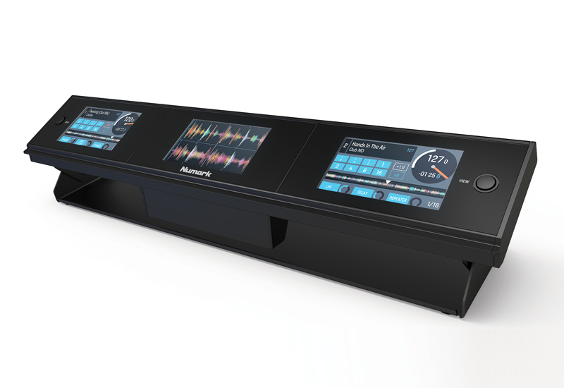 NAMM SHOW 2016 – Numark präsentiert das Dashboard – Add-On Display für Serato DJ Controller