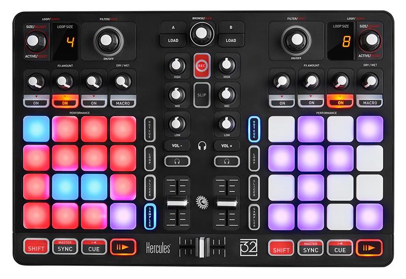 """NAMM SHOW 2016 – Hercules stellt den """"P32 DJ"""" vor!"""
