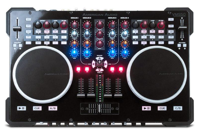 NAMM SHOW 2016 – American Audio präsentiert den VMS5 DJ-Controller!