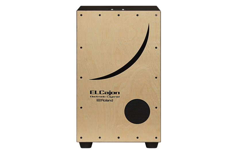 ROLAND EC-10  ELCajon – Das erste elektronische Cajon ist da!