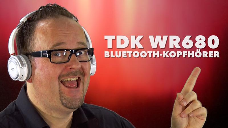 TDK WR680 Bluetooth Kopfhörer für unter 20 Euro