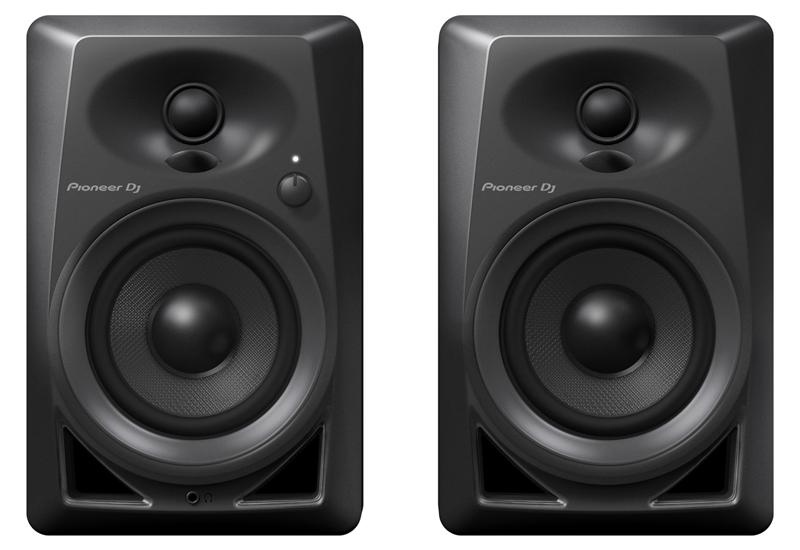 Musikmesse 2016 – PIONEER DJ stellt die DM-40 Monitor Speaker vor